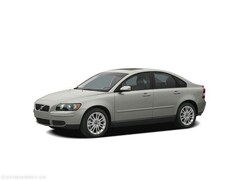 2006 Volvo S40 2.5L Turbo Auto w/Sunroof