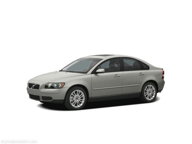 2006 Volvo S40 2.5L Turbo AWD Sedan