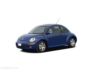 2006 Volkswagen New Beetle Coupe 2.5L Hatchback