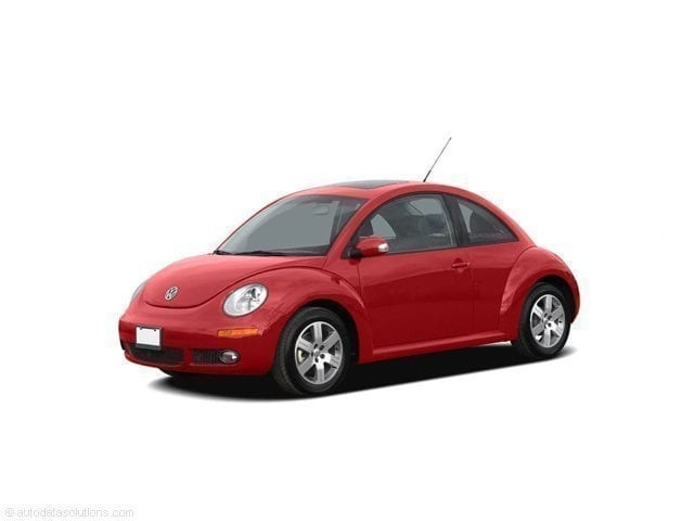 2006 Volkswagen Beetle 2.5L Hatchback