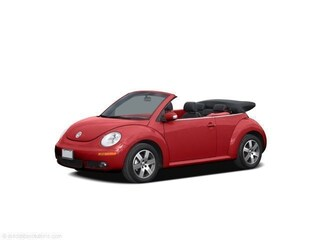 Used 2006 Volkswagen Beetle 2.5L Convertible in Indianapolis