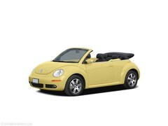 Used 2006 Volkswagen New Beetle 2.5 Convertible for Sale in Lewisville, TX