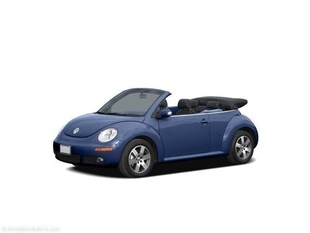 2006 Volkswagen New Beetle 2.5 Convertible