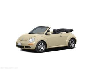 2006 Volkswagen Beetle 2.5 Convertible