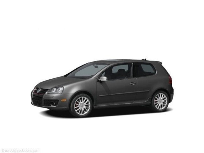2006 Volkswagen GTI 2-Door Hatchback