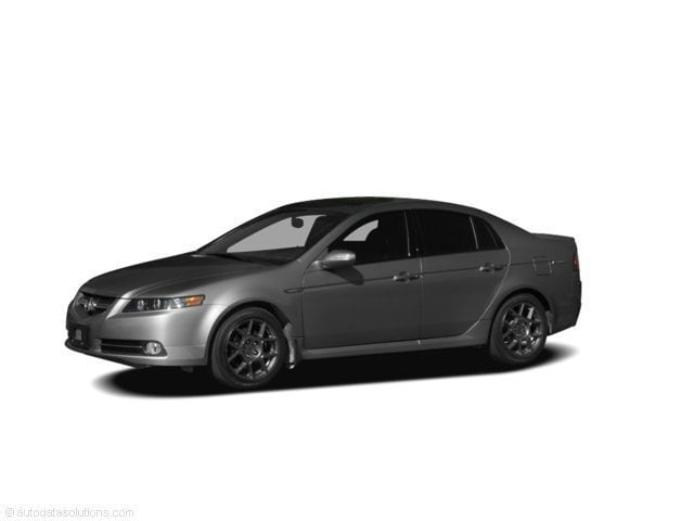 Used 2007 Acura Tl For Sale At White Bear Acura Vin