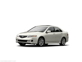 2007 Acura TSX 4DR SDN AT 4 Door Sedan in Jacksonville FL