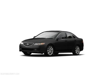 2007 Acura TSX Base w/Navigation Sedan