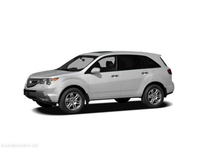 Used Acura MDX L Technology Package For Sale In Santa Fe NM - 2007 acura mdx used