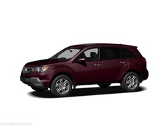 2007 Acura MDX 3.7L Technology Package AWD SUV