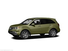 Bargain Used 2007 Acura MDX 3.7L Sport Package SUV near South Bend & Elkhart