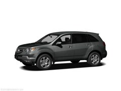 Used 2007 Acura MDX 3.7L Sport Package SUV near South Bend & Elkhart
