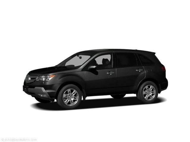 2007 Acura MDX 4WD  Sport/Entertainment Pkg SUV