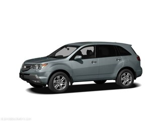 Used 2007 Acura MDX 4WD 4dr Sport/Entertainment Pkg Sport Utility Grants Pass, OR