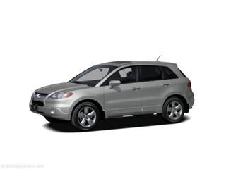 2007 Acura RDX Base SH-AWD SUV