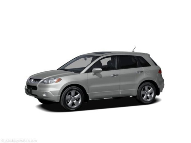 Used 2007 Acura RDX Base SUV For Sale in Matteson, IL