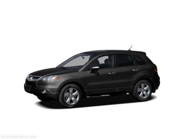 Used vehicles 2007 Acura RDX Base SUV for sale near you in Roanoke, VA