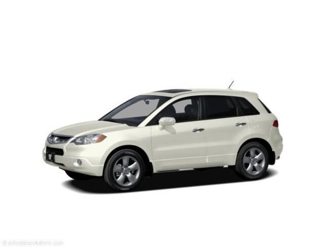 Used Acura RDX For Sale Christiansburg VA - Used 2007 acura rdx