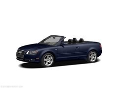 Used 2007 Audi A4 2.0T 2007 2dr Cabrio CVT  Fronttrak for sale in Houston, TX
