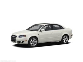 2007 Audi A4 2.0T Quattro AWD* Leather, Moon Roof. Sedan