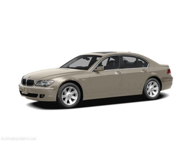2007 BMW 750i Sedan