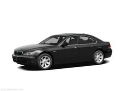 Bargain Used 2007 BMW 750Li Sedan in Mishawaka