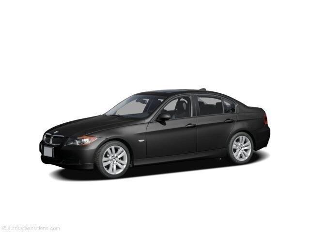 2007 BMW 328xi Sedan