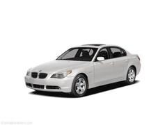 2007 BMW 525i 525i Sedan
