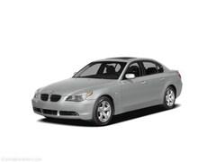 2007 BMW 525i i Sedan