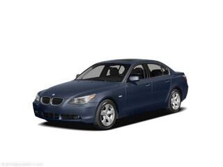 Used 2007 BMW 5 Series 525i Sedan Philadelphia