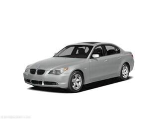 2007 BMW 525xi Sedan