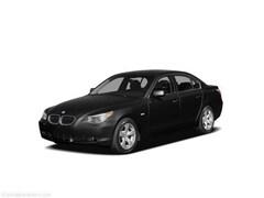 2007 BMW 5 Series 525xi Sedan