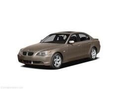 Used 2007 BMW 525xi Sedan WBANF33597CS39551 Chantilly