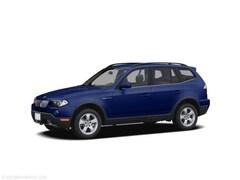 2007 BMW X3 3.0si AWD  3.0si