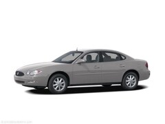 2007 Buick Lacrosse 4dr Sdn CX Car