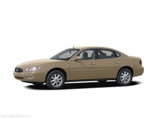 2007 Buick LaCrosse CXS Sedan