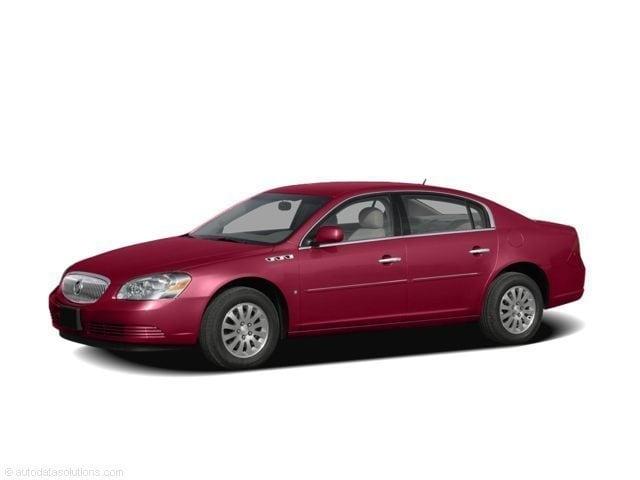 2007 Buick Lucerne CXL V6 Sedan