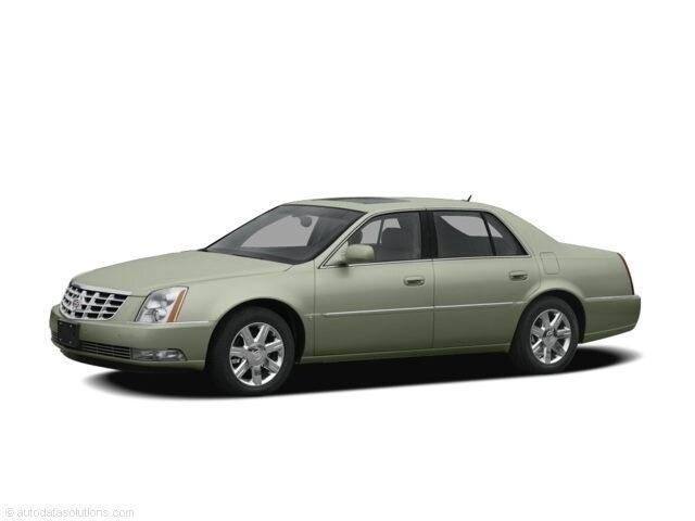 2007 Cadillac DTS Base Sedan