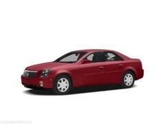 2007 Cadillac CTS Sport Sedan