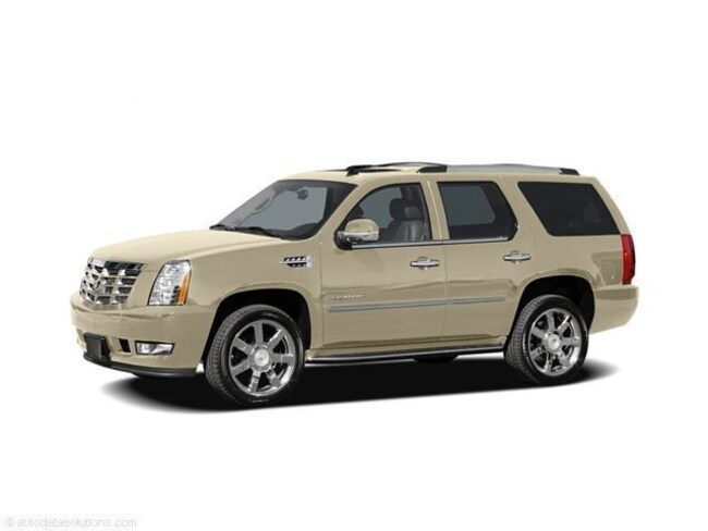 Used 2007 CADILLAC ESCALADE Base SUV Rocky Mount