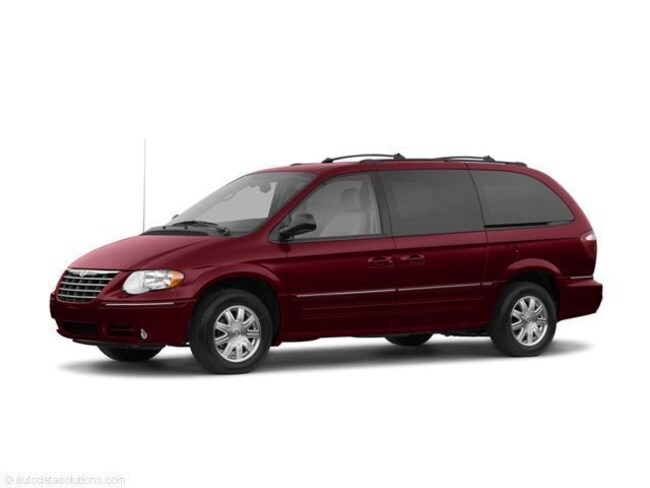 2007 Chrysler Town & Country LWB Touring Wagon