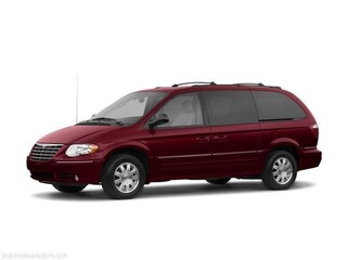2007 Chrysler Town & Country Limited Minivan/Van