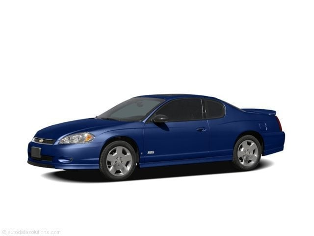 2007 Chevrolet Monte Carlo LT Coupe