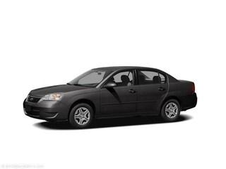 2007 Chevrolet Malibu LS Sedan