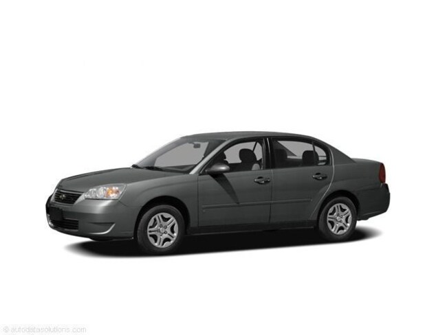 2007 Chevrolet Malibu LT w/1LT Sedan