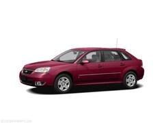 Used 2007 Chevrolet Malibu Hatchback 4H 1G1ZT68N67F254541 for sale in Harriman, TN at Earl Duff Subaru