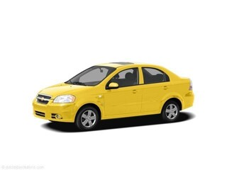 Used 2007 Chevrolet Aveo LS Sedan Serving Alcoa, Knoxville, and Oak Ridge
