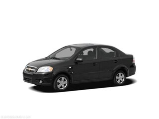Used Vehicles 2007 Chevrolet Aveo LS Sedan in Benton Harbor, MI