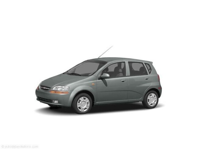 2007 Chevrolet Aveo 5 Hatchback