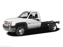 Used 2007 Chevrolet Silverado 3500 Chassis Truck HD Regular Cab 1GBJC346X7E520655 71428A
